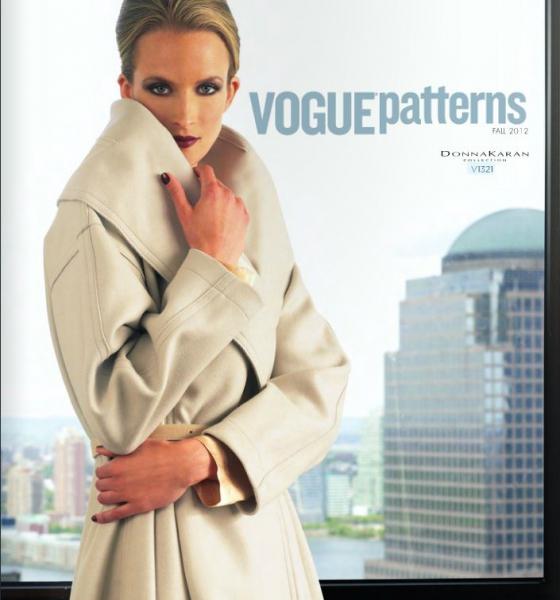 Vogue patterns mode direkt von den laufstegen der welt for Exklusive modekataloge